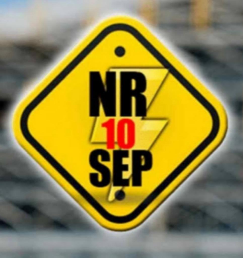 CURSO SEP - NR10 RECICLAGEM 16 HORAS
